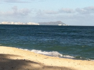 View from Ewa Beach